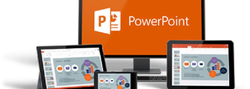 Программы для сотворения презентации powerpoint